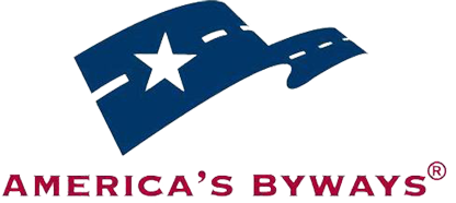 Logo for the American Byways.